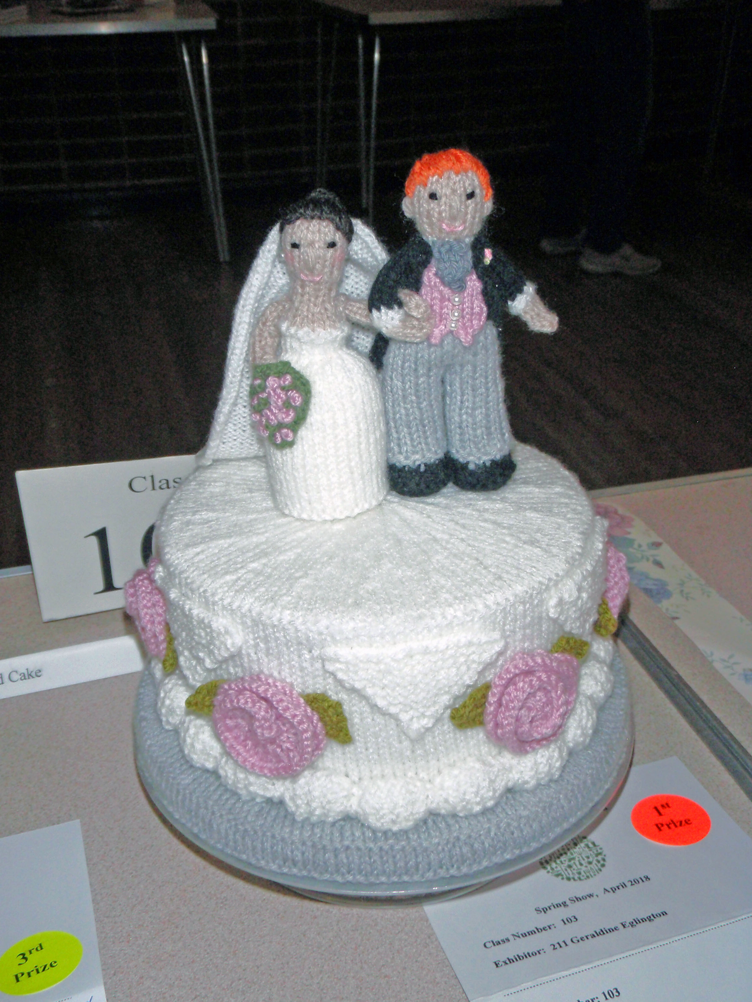 2018 Knitted Cake Spring Show